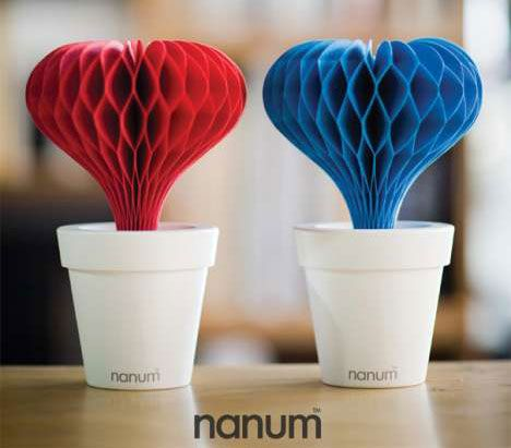 The Nanum Love Pot is a bright and colorful humidifier that does more than clear the air. Amazingly, the technology used in the Love Pot requires no electricity, it adds fragrant aromas to the room, and it gives back to society. Purchasing one of Sangmin Bae's Love Pots contributes to the 'Nanum Project', where 100% of profits go toward scholarships for less fortunate children. Aside from being a really cute addition to home decor, it's a charitable contribution.