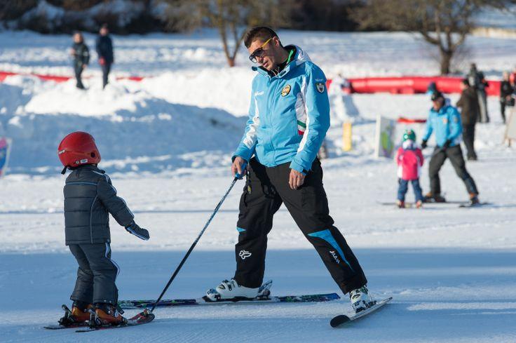 #Skifahren . Mehr Informationen auf http://www.selectedhotels.com/de/hotel/alp-wellness-sport-hotel-panorama
