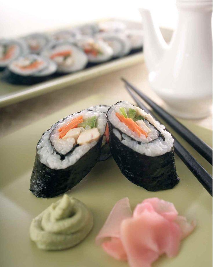 les 25 meilleures id es concernant feuille de nori sur pinterest quel riz pour sushi recettes. Black Bedroom Furniture Sets. Home Design Ideas