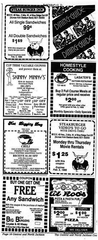 """Spelling """"Khadafy"""" grew more complicated over the years, but his terror-fighting potential was somewhat overrated.    """"I am clean"""" cards sound pretty evil.      This ad is from 1981….    Looks like the interest rates improved by 1986:    iPhone -2.0          There must be something to watching porn with other people that I never understood.                     Email And Now For Something Completely Similar  Old Newspapers: Kansas City E-Tax In """"Kansas City""""  Remember the 80's? In """"Kansas…"""
