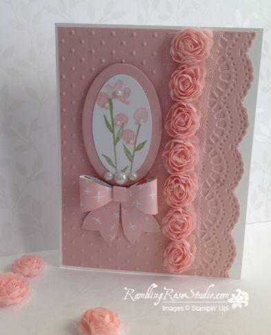 Pretty in Pink...   Rambling Rose Studio   Billie Moan