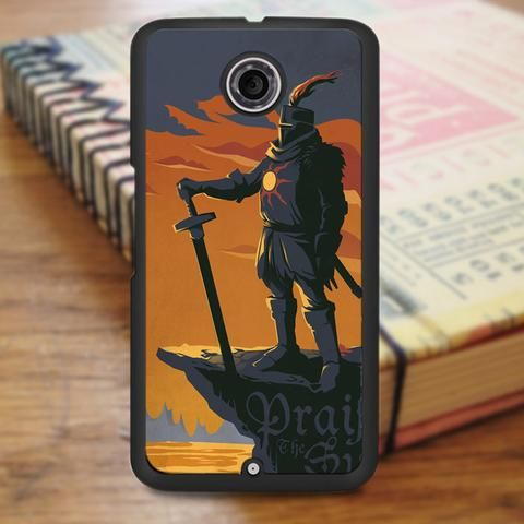 Solaire Of Astora Case Nexus 6 Case