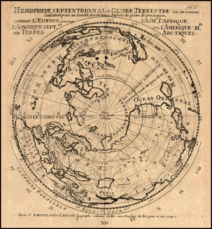 Ms de 25 ideas increbles sobre Mapas antiguos en Pinterest