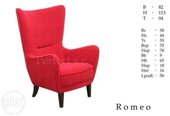 sprzedam fotele od producenta Warszawa - image 1