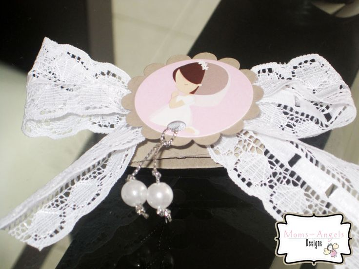 Moms angels invitaciones y decoraciones primera comunion - Aperitivos para baby shower ...