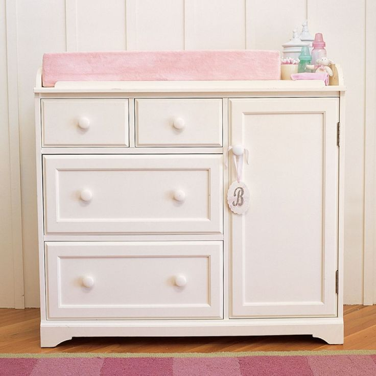 Madison Changing Table | Pottery Barn Kids Australia