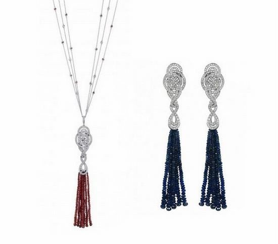 Kasuga most style big tassel jewelry photo 11