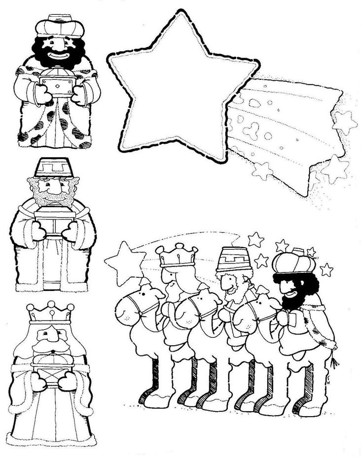 En un rincón de mi aula de Infantil: Reyes Magos