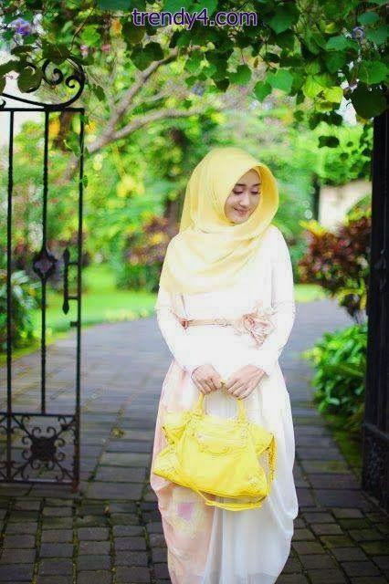 Spring Hijab Fashion Style Ideas 2014 #hijab#muslimah