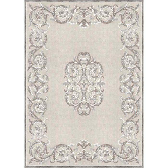 Белый ковер с узорами Boudeuse Naturelle #rug #designer #carpets