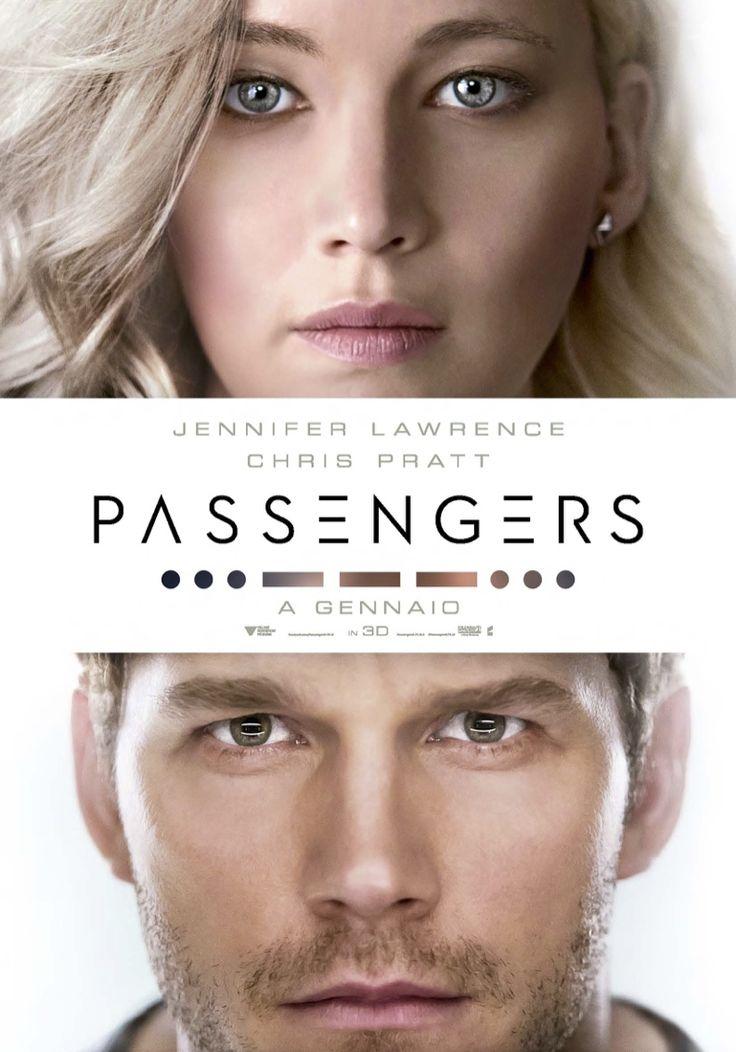 Passengers il poster italiano