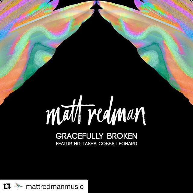 """""""This new song from @mattredmanmusic is just beautiful! Listen on @spotify or download on @itunes today!! 🎶🙌🏻 