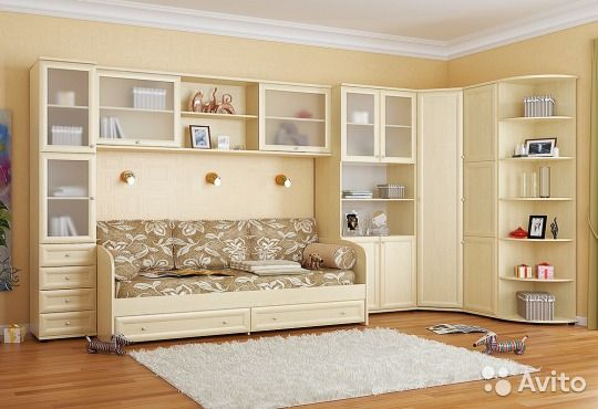 """Сканд детская модульная мебель """"Олимп"""""""