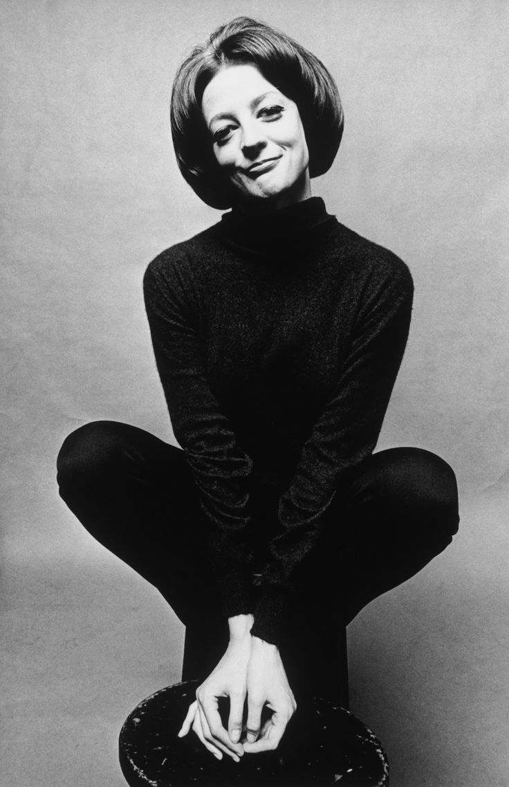 Maggie Smith, 1964 by Terence Donovan