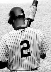 Love this picture of Derek Jeter