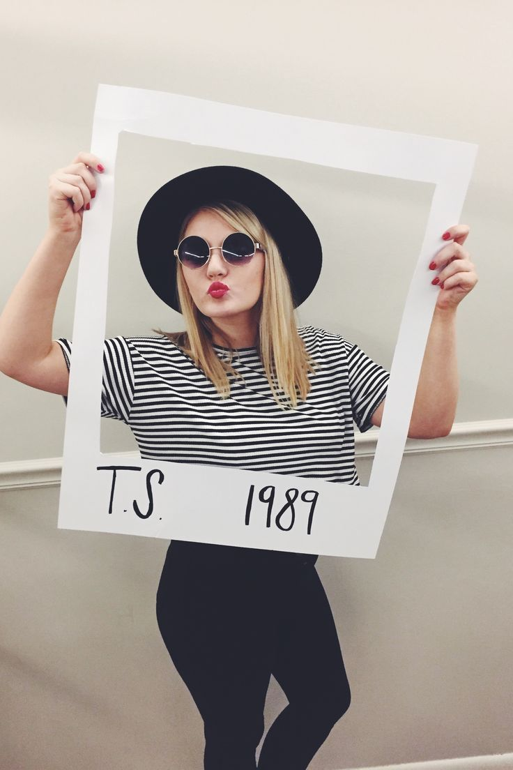 134 best best friend costumes images on pinterest costume ideas dress like the ultimate taylor swift for halloween from her 1989 album solutioingenieria Choice Image