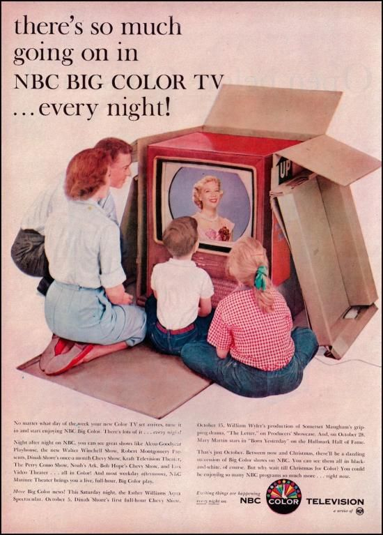 No need to take it out of the box.... vintage ads 29 Vintage ads are a reminder of how times have changed (24 photos)