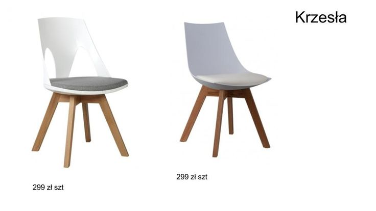 propozycja krzeseł