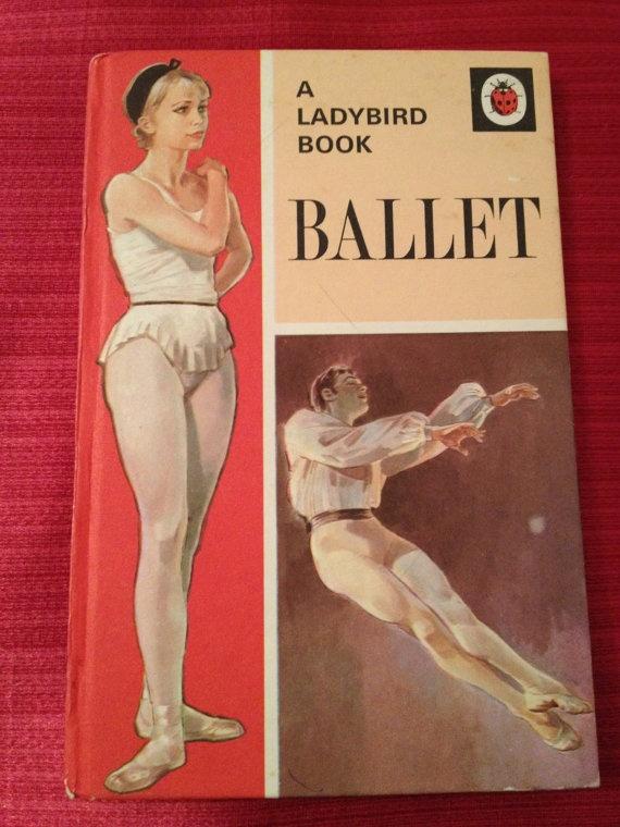 Vintage 60s Ladybird Book
