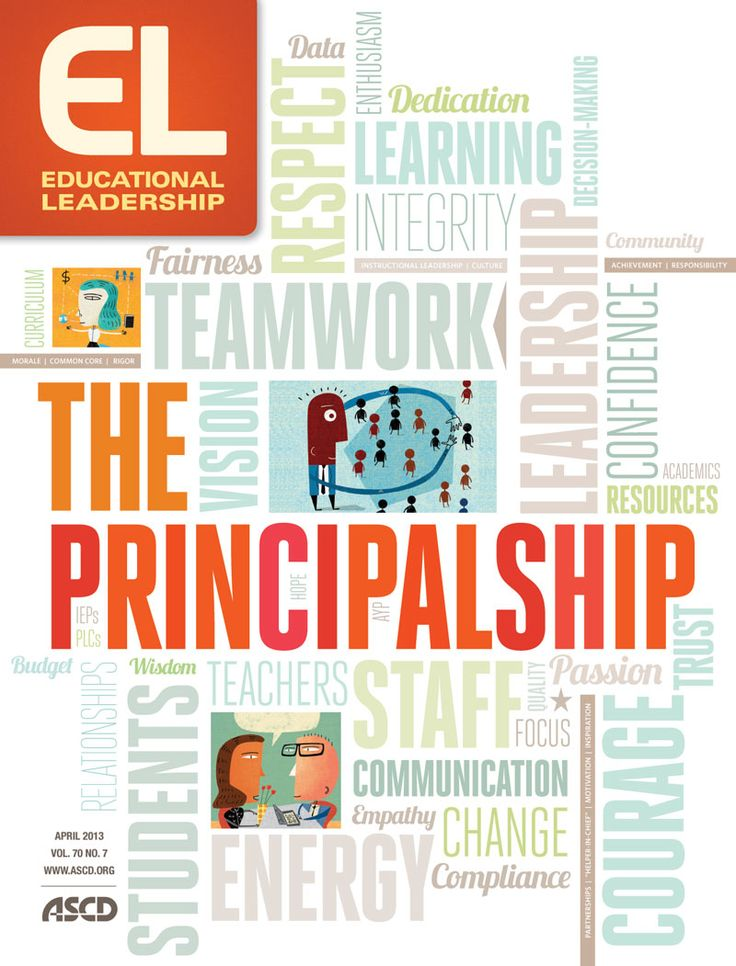 The April 2013 issue of #ELmag is all about principals. Check out the articles online.