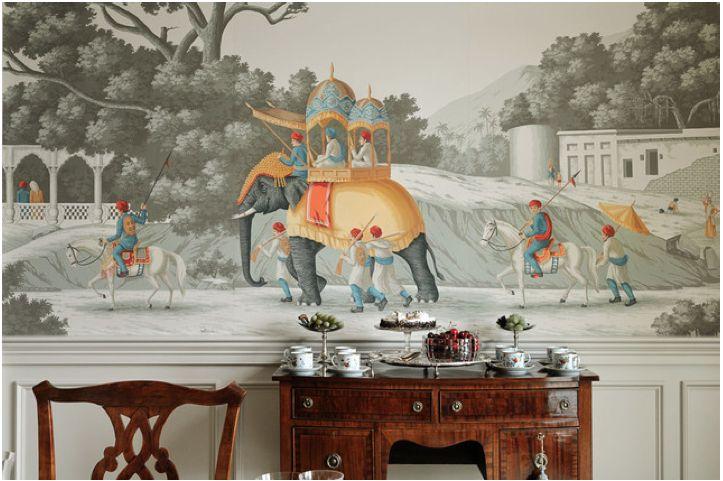 i love this zuber wallpaper wallpaper pinterest