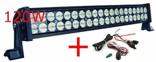 http://ift.tt/1Zf8roJ Miracle 120W 21.5 LED Arbeitsscheinwerfer Offroad Zusatzscheinwerfer für SUV Kabelbaum Kabelbaum 12V 40A Schalter Relais @Compare Pricescicoli##