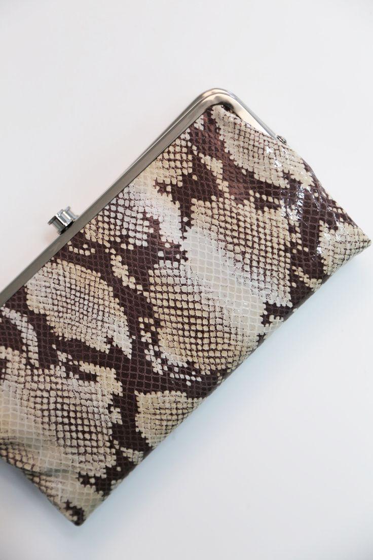 Sand Snake Hobo Wallet - The Rage - 1
