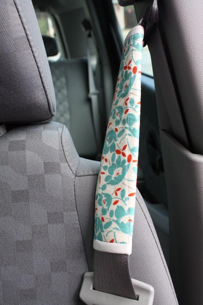 seatbelt covers tutorial