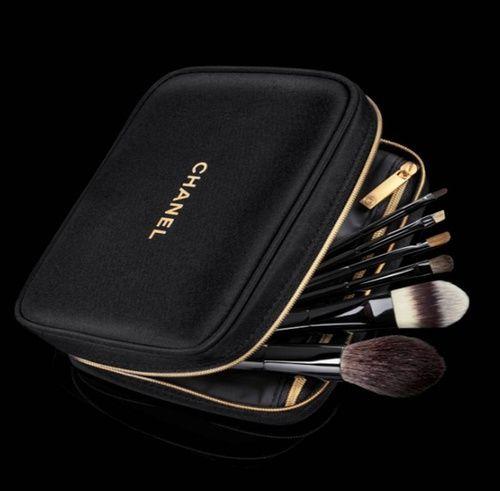 Chanel Make Up Brush Set