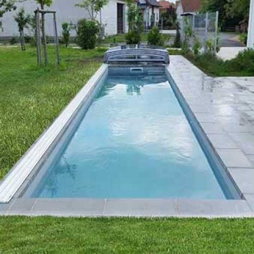 8 besten schwimmbecken bilder auf pinterest schwimmteich spielpl tze und wohnideen. Black Bedroom Furniture Sets. Home Design Ideas