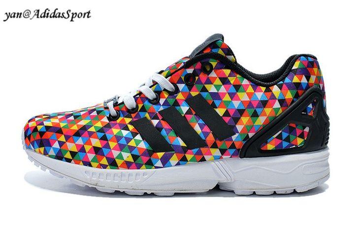 Adidas Zx Flux Descuento svart