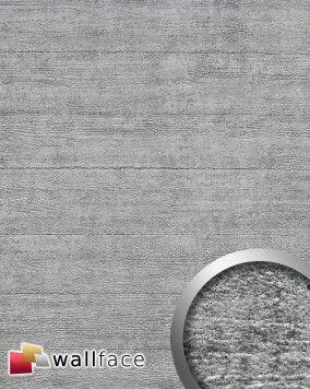 Wandverkleidung Beton Optik WallFace 14802 URBAN Design Platte Kunststoff Blickfang Deko selbstklebende Tapete grau | 2,60 qm – Bild 1