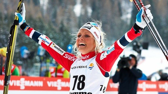 Cross-Country - Athlete: Therese JOHAUG