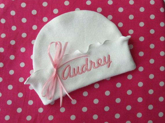 Personalized Custom Boutique Girly Girl RUFFLED by LizzieRoda, $12.99