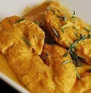 "challenge grub   Chicken Maple Dijon Baked Chicken, Oatmeal ""fried"" Chicken, Buffalo Chicken Meatloaf, Chicken Fettuccine Cauli-Fredo"