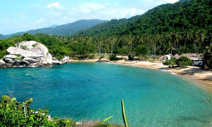 Tayrona National FREAKING Park, Colombia.
