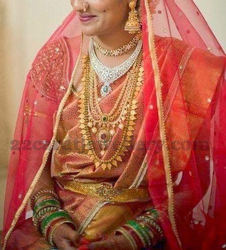 Jewellery Designs: Indian Wedding Jewellery Designs