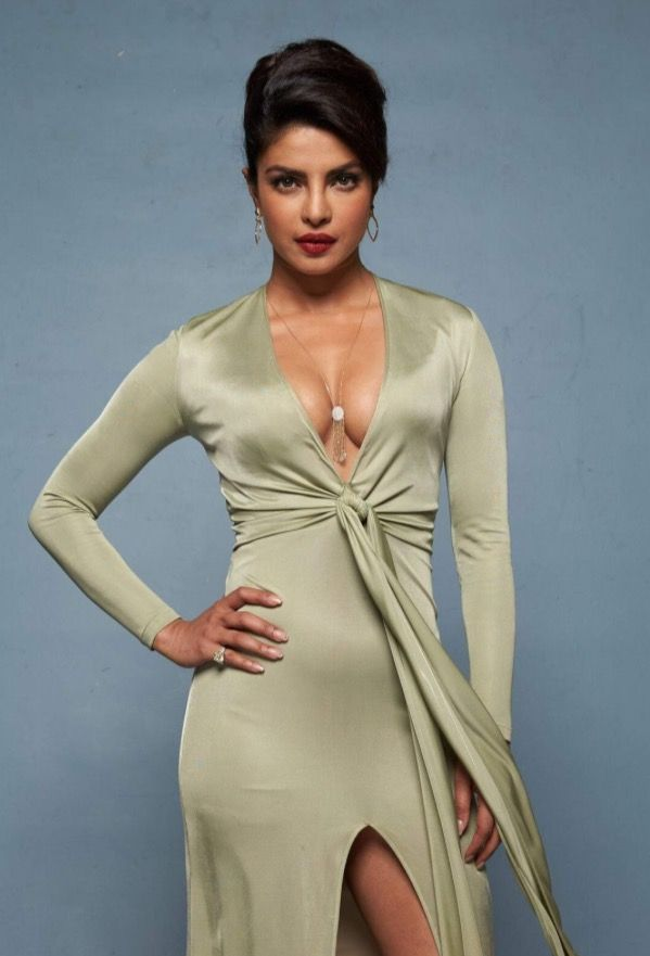 Priyanka Chopra in Baywatch promotional photos