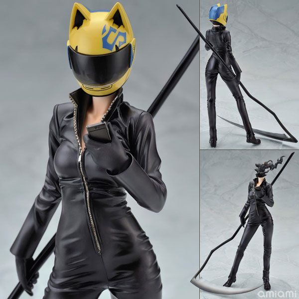 AmiAmi [Character & Hobby Shop] | Durarara!! - Celty Sturluson 1/8 Complete Figure(Preorder)