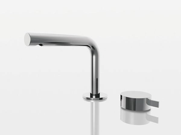 Deck Mounted Two Hole Basin Faucet | Aboutwater |  AF/21