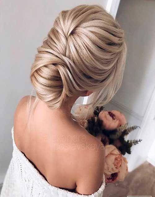 Total Schone Hochzeitsfrisuren Fur Frauen Braut Frisuren