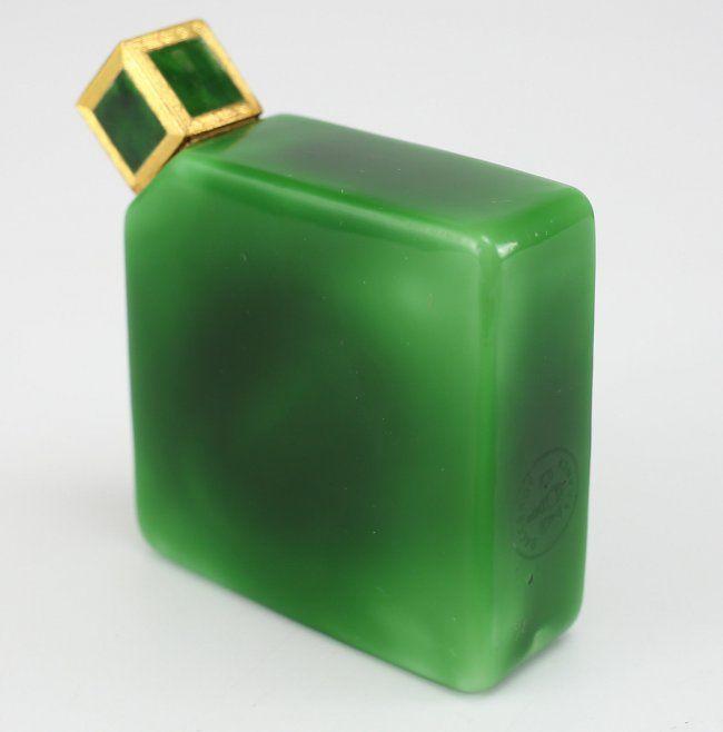 Baccarat Perfume Bottle YBRY Paris Femme De Paris : Lot 21