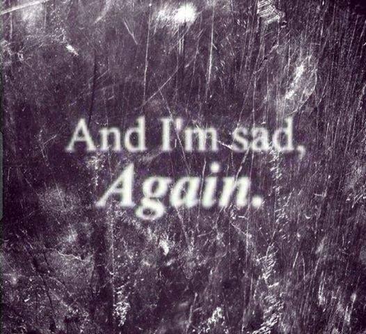 Sad... again.