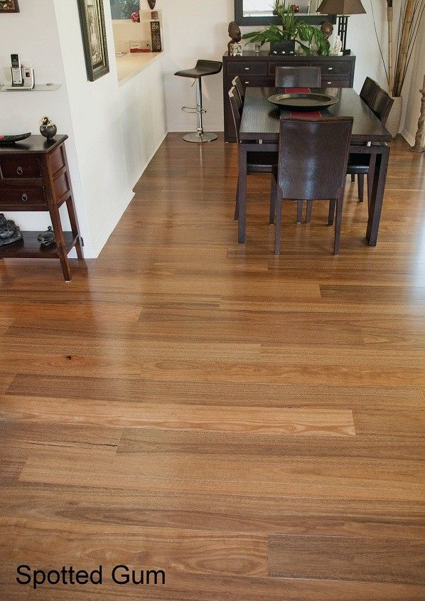 Spotted Gum Floor