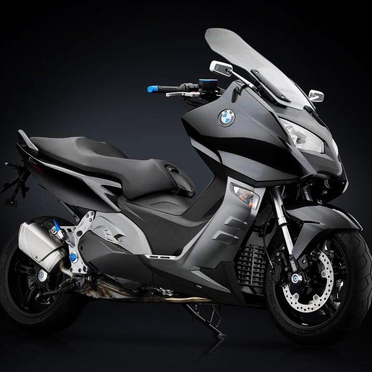 La mejor scooter de todos los tiempos #BMW C600 Sport