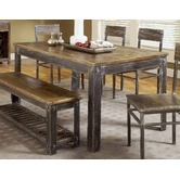 Found it at Wayfair - Farmhouse Distressed Dining Table