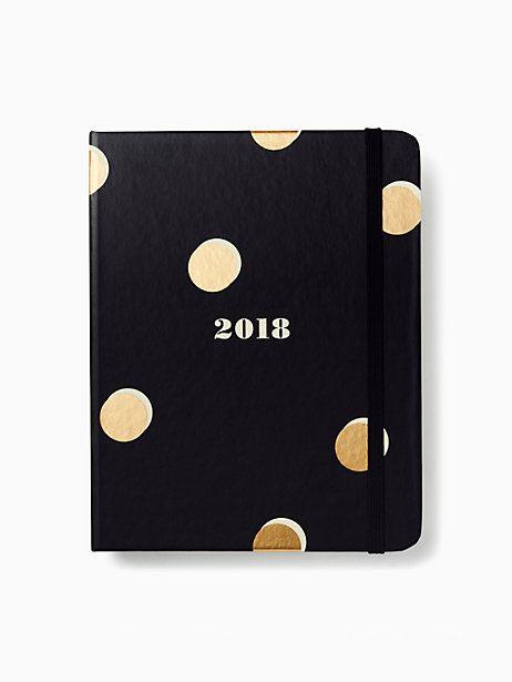 Scatter Dot 17-Month Medium Agenda   Kate Spade New York