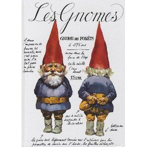 Les gnomes: Amazon.fr: Wil Huygen, Rien Poortvliet, Maddy Buysse: Livres