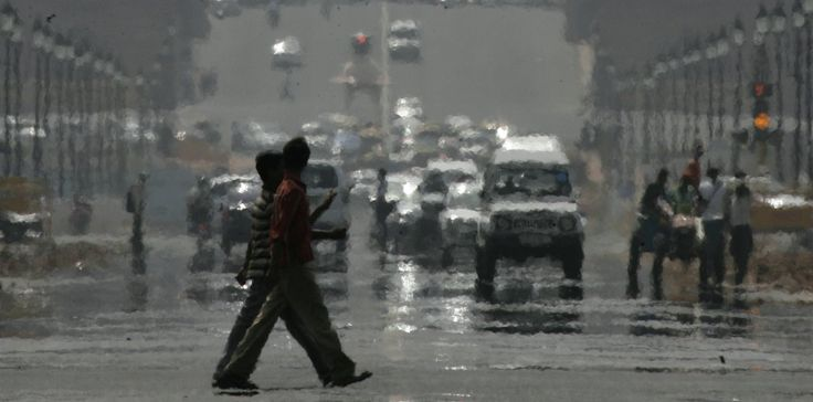 India Heat Wave Kills More than 1,000 as Temperatures Near 122F