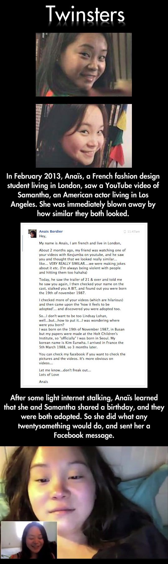 Truly amazing. Story continues in the link.